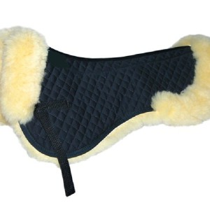 SHEEPSKIN PAD WITH ROLL