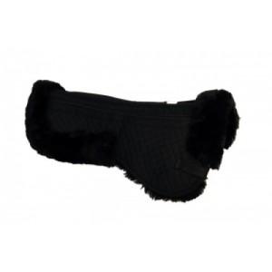 Sheepskin pad with pockets