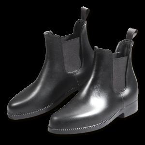 Rubber boots short