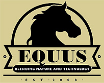 EQUUS FEEDS LOGO
