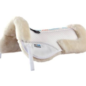 Premier equine shock proof wool pad