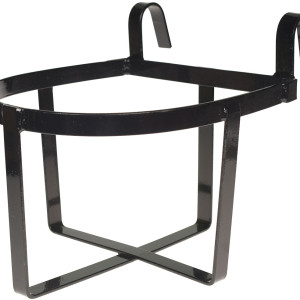 metal water bucket holder
