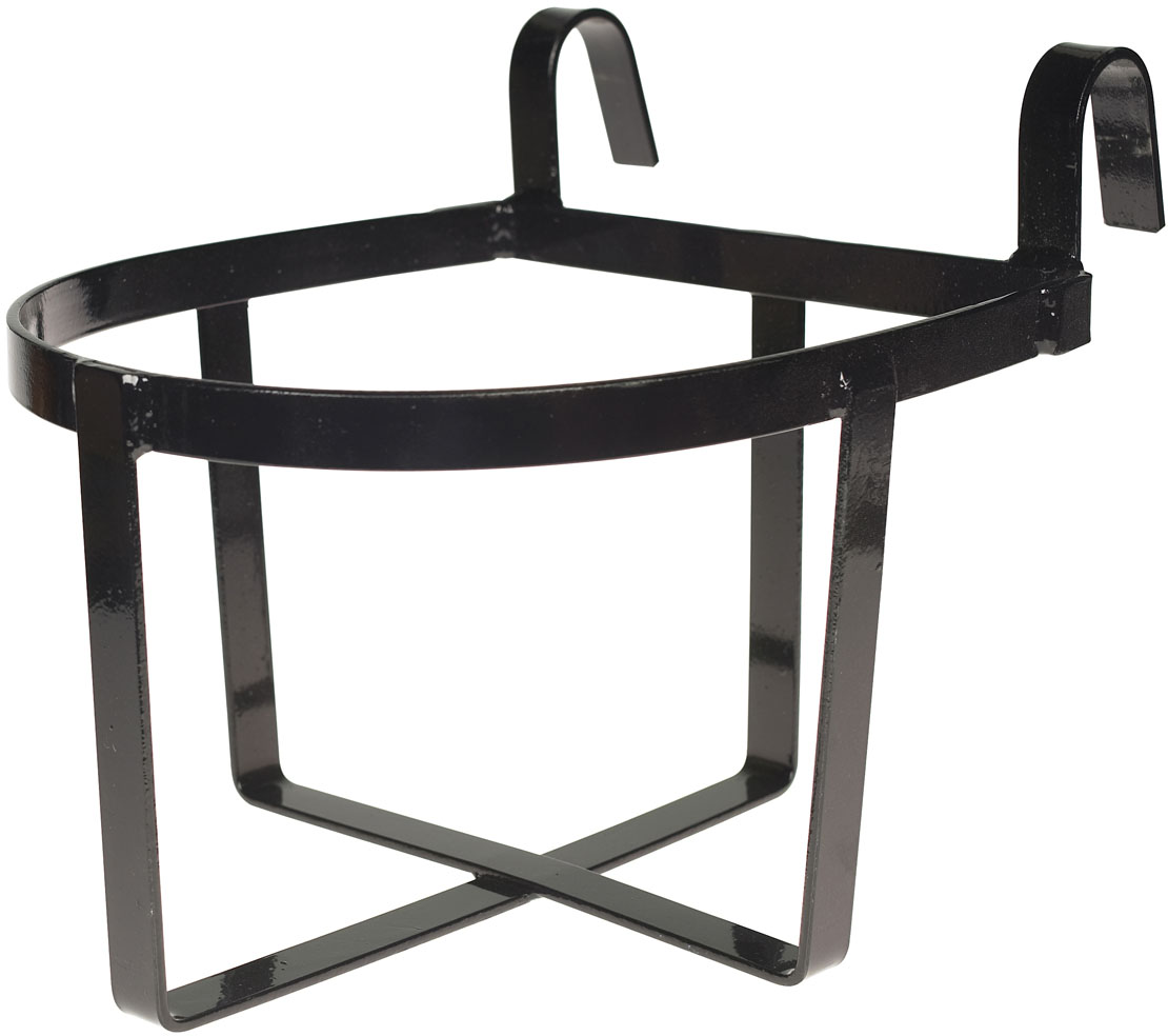 Large Rubber Horse Water Tubs: Metal Water Bucket Holder