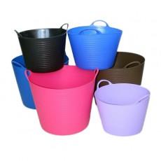 plastic tub bucket