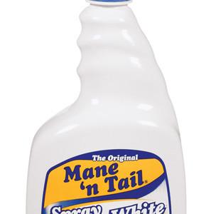 Mane n tail spray n white