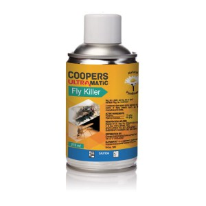 coopers ultramatic fly killer
