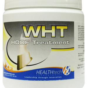 wht hoof treatment