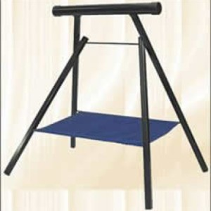 metal saddle stand