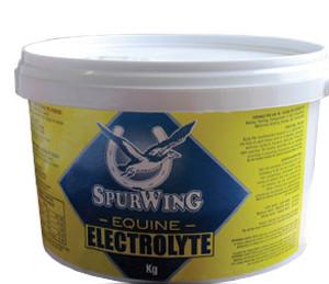 spurwing electrolyte