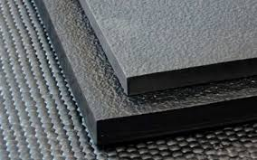 stable rubber matting
