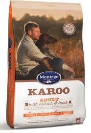 Karoo dog food