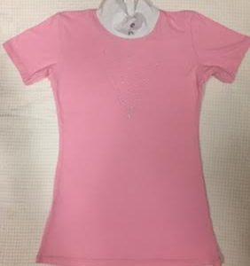 Kids pink shirt
