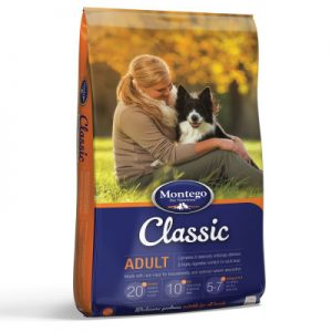 Montego Classic dog food