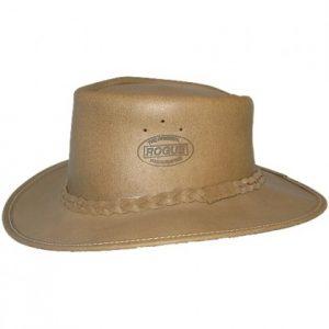 suede rogue hat