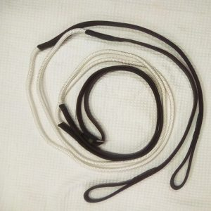 Leather Rope Loop Running Reins
