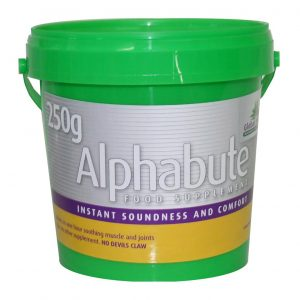 Alphabute food supplement