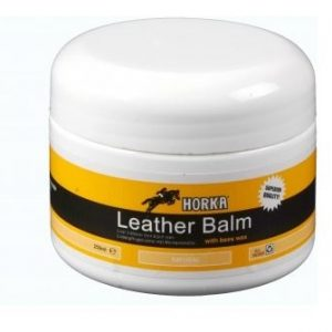 Horka leather balm