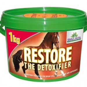 Restore the detoxifier