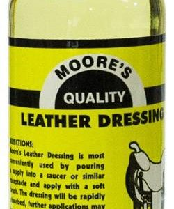 moores leather dressing