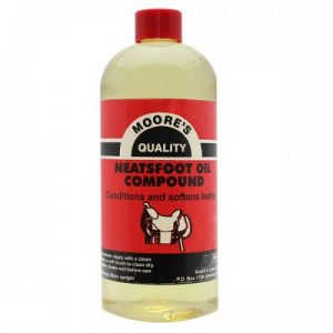 moores neatsfoot oil compound
