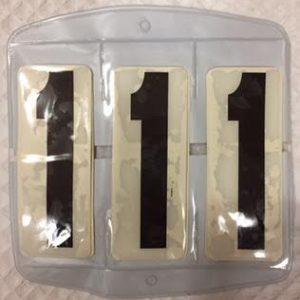 square number discs