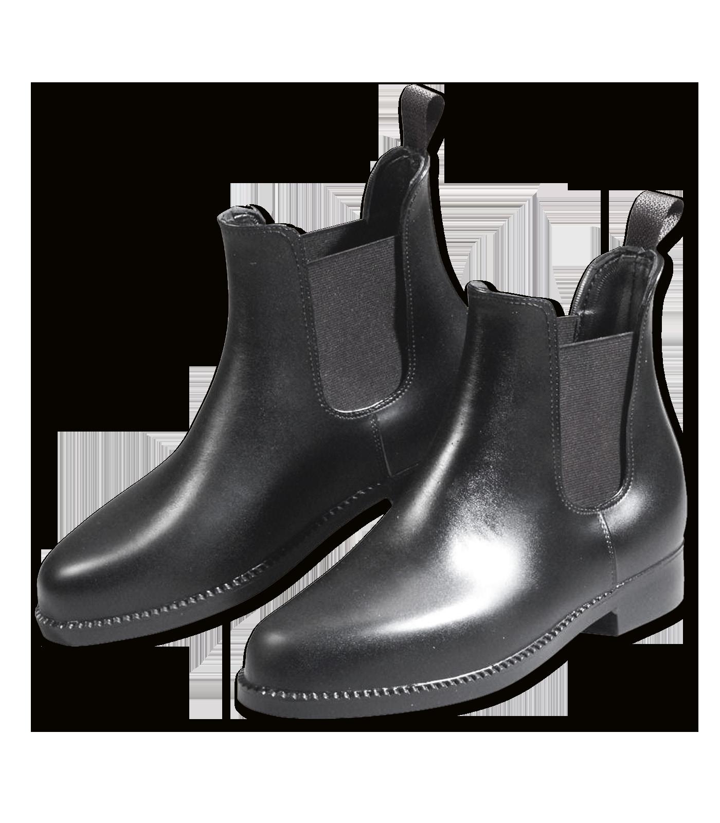 Elt Short Rubber Boots Natal Saddlery
